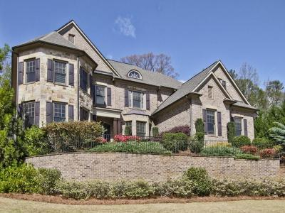 Smyrna GA Single Family Home For Sale: $1,025,000