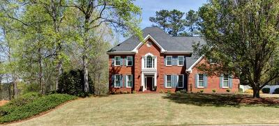 Roswell Single Family Home For Sale: 315 Tynebrae Court