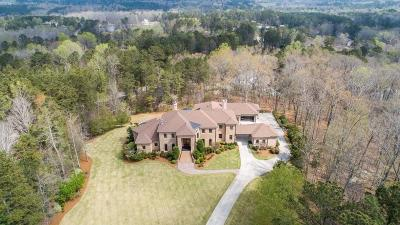 Single Family Home For Sale: 1320 Summit Road