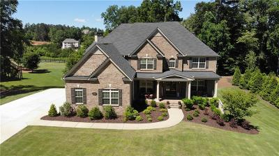 Alpharetta Single Family Home For Sale: 263 Rosebay Trail