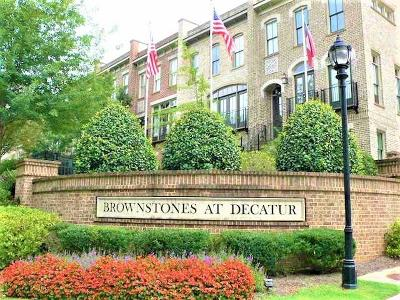 Decatur Condo/Townhouse For Sale: 13 High Gate Trail