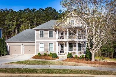 Dallas Single Family Home For Sale: 131 Treadstone Lane