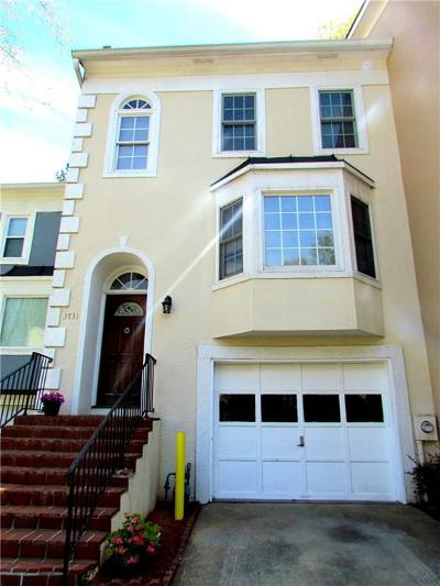 Duluth Condo/Townhouse For Sale: 3731 Meeting Street