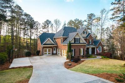 Alpharetta Single Family Home For Sale: 1445 Rolling Links Drive