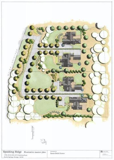 Atlanta Residential Lots & Land For Sale: 1815 Spalding Drive
