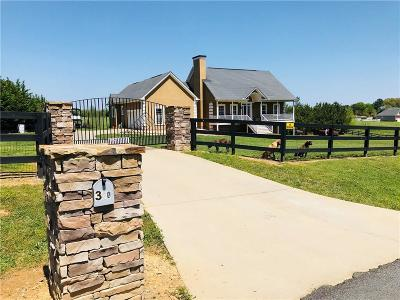 Bartow County Single Family Home For Sale: 360 Big Pond Road