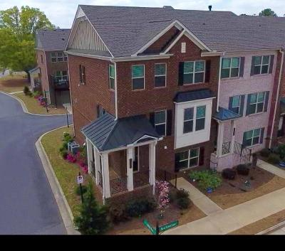 Milton Condo/Townhouse For Sale: 3507 New Fawn Lane
