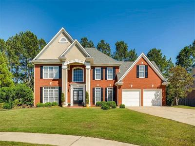 Single Family Home For Sale: 4579 Rutherford Drive