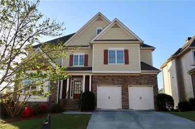 Grayson Single Family Home For Sale: 353 Silvertop Drive