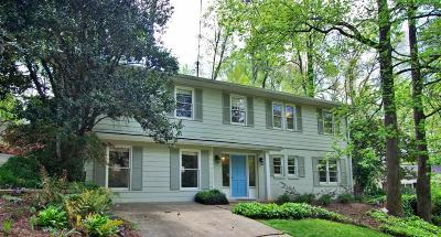 Decatur Single Family Home For Sale: 2513 Wilson Woods Drive