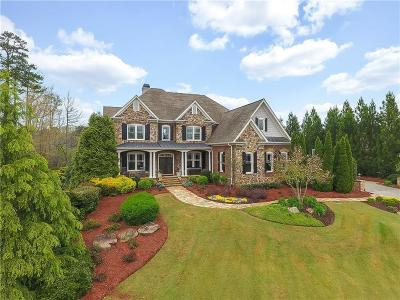 Milton  Single Family Home For Sale: 15923 Manor Club Drive