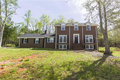 Canton Single Family Home For Sale: 4900 Reinhardt College Parkway