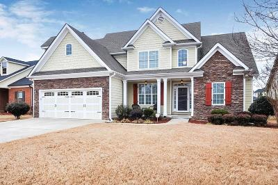 Cartersville Single Family Home For Sale: 14 Jackson Place NW