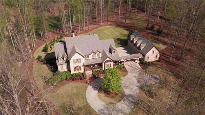 Milton GA Single Family Home For Sale: $2,085,000