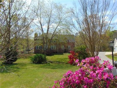 Bartow County Single Family Home For Sale: 33 Spring Lake Trail NE