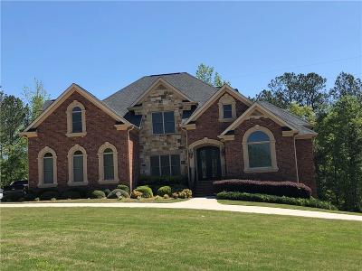 Single Family Home For Sale: 2700 Jacanar Lane SW