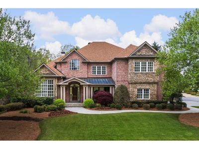 Sandy Springs Single Family Home For Sale: 1610 Powers Ridge Place