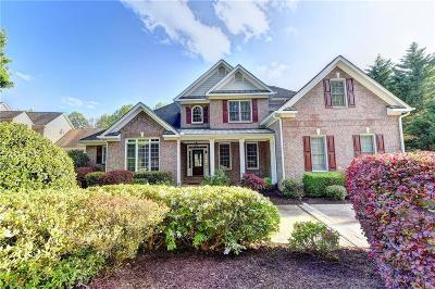 Roswell Single Family Home For Sale: 4474 Outpost Court