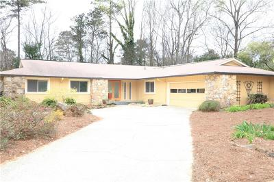 Single Family Home For Sale: 263 Indian Hills Trail