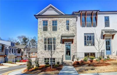 Johns Creek GA Condo/Townhouse For Sale: $420,158
