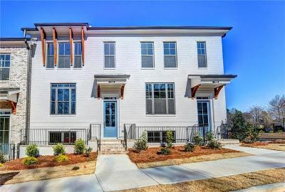 Johns Creek GA Condo/Townhouse For Sale: $417,214