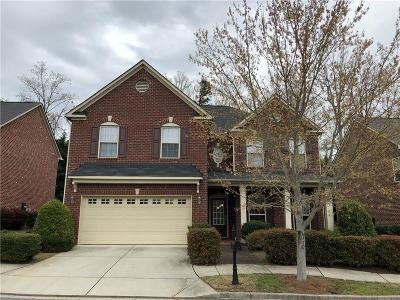 Johns Creek Single Family Home For Sale: 3489 Union Park Drive