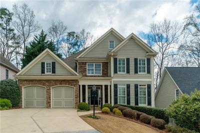 Single Family Home For Sale: 1219 Indian Hills Parkway