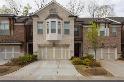 Duluth Condo/Townhouse For Sale: 3810 Glenview Club Lane #4