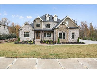 Alpharetta Single Family Home For Sale: 717 Creekside Bend #60