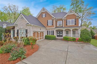 Grayson Single Family Home For Sale: 1653 Wheatstone Drive