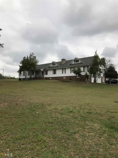 Conyers Single Family Home For Sale: 2959 Miller Bottom Road SW