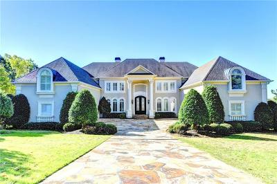 Alpharetta GA Single Family Home For Sale: $1,700,000