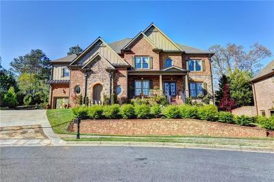 Alpharetta Single Family Home For Sale: 115 Aster Circle