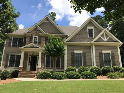 Ball Ground Single Family Home For Sale: 122 Lathems Mill Lane