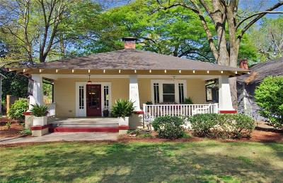 Decatur Single Family Home For Sale: 343 2nd Avenue