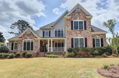 Marietta Single Family Home For Sale: 2928 Kings Walk Avenue