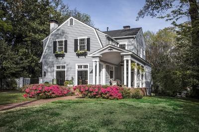 Single Family Home For Sale: 402 Cherokee Street NE