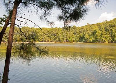 Canton Land/Farm For Sale: 497 Cherokee Point Drive