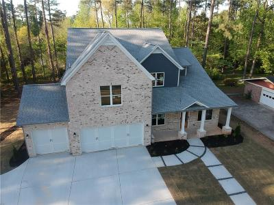 Dunwoody Single Family Home For Sale: 2408 Peeler Road