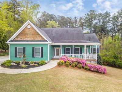 Forsyth County Single Family Home For Sale: 1290 Smithdale Heights Drive