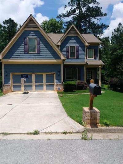 Austell Single Family Home For Sale: 1030 Timber Trail