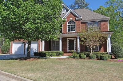 Roswell Single Family Home For Sale: 3885 Fort Trail NE
