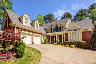 Alpharetta GA Single Family Home For Sale: $479,000