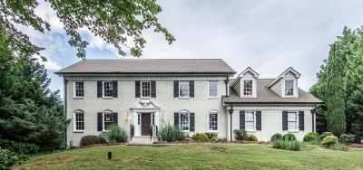 Atlanta Single Family Home For Sale: 120 Marsh Glen Point