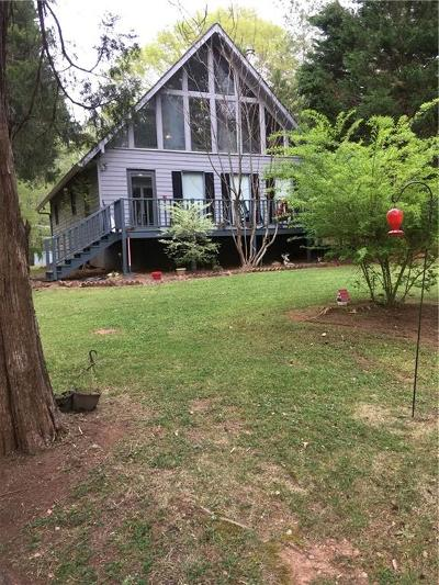 Single Family Home For Sale: 3940 Cascade Palmetto Highway