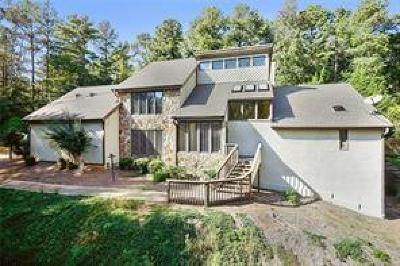 Sandy Springs Single Family Home For Sale: 3350 Spalding Drive