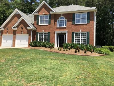 Roswell Single Family Home For Sale: 4010 Charleston Lane