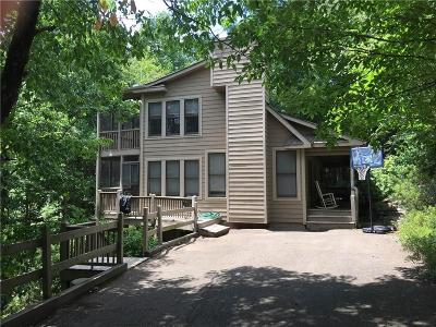 Big Canoe Single Family Home For Sale: 1482 Quail Cove Drive