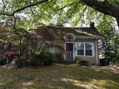Atlanta Multi Family Home For Sale: 579 Amsterdam Avenue NE