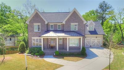 Single Family Home For Sale: 1832 Rock Springs Lane